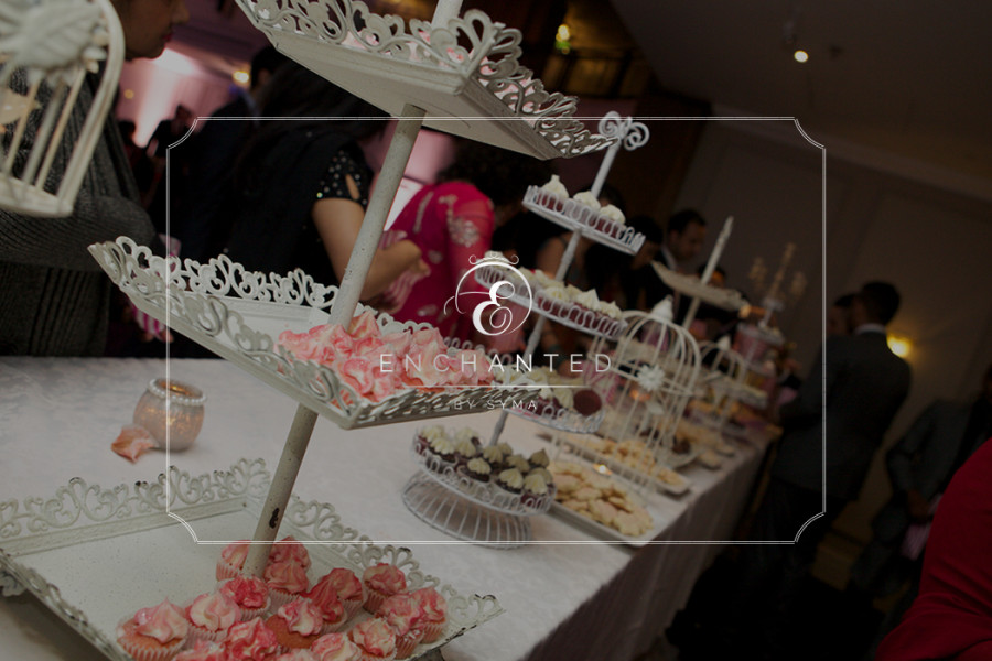 Grosvenor House – White Queen Wedding