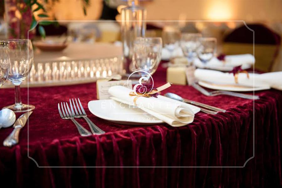 Abbey Manor – Rich in Regal Wedding