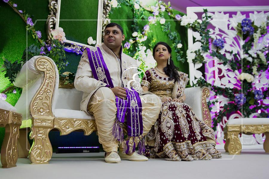 Royal Garden Wedding