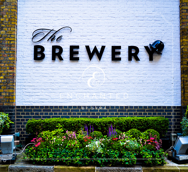 brewery london weddings