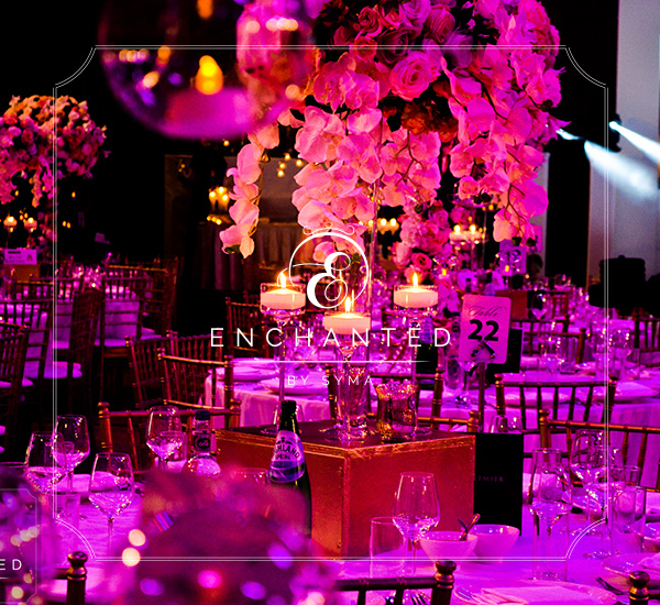 flower wedding decor