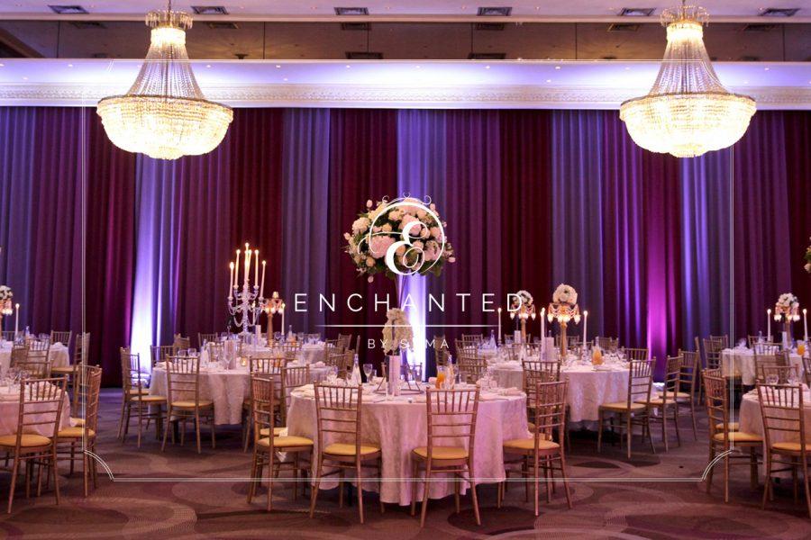 Thistle Hotel – Enchanted Floral Garden