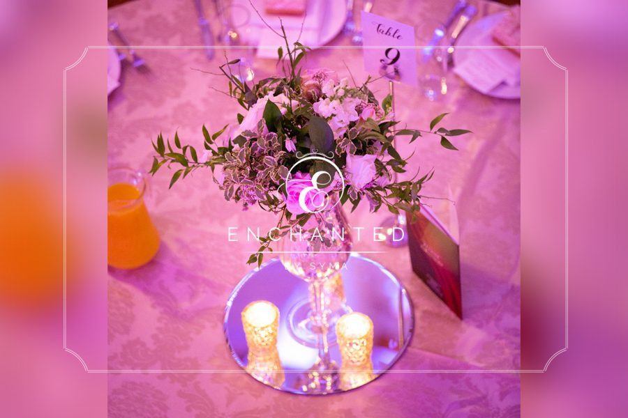 Grand Connaught – Romantic Timeless Blush