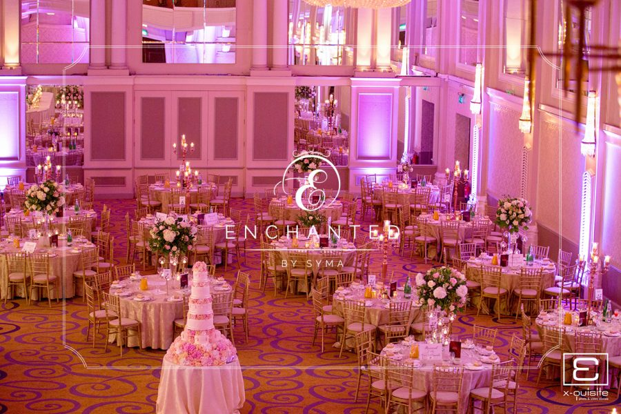Grand Connaught – Romantic Timeless Blush